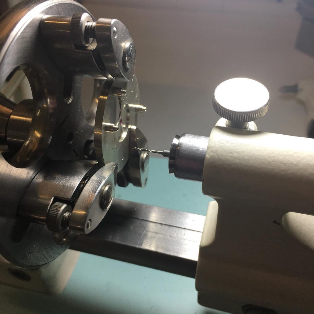 Struthers Watchmakers Project 248